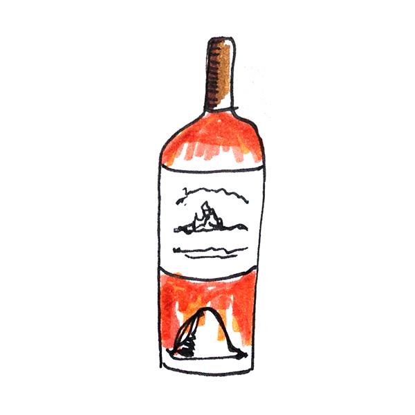 Spanish Rosado Wine