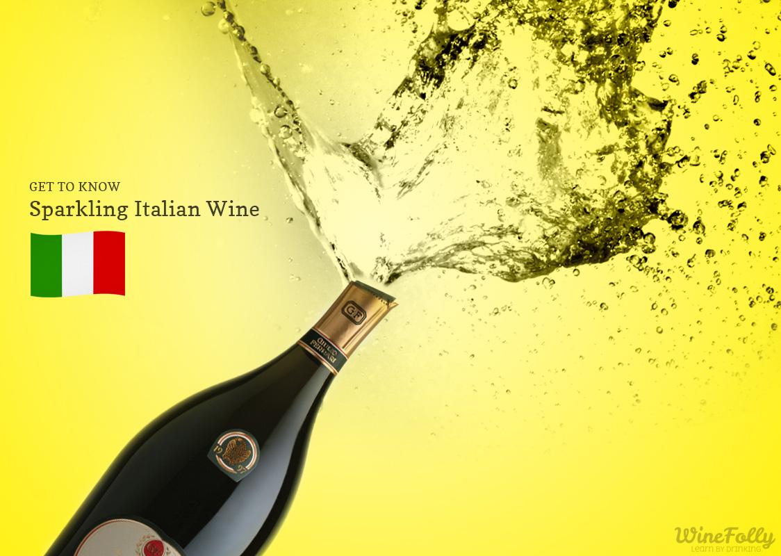 A Compendium of Sparkling Italian Wines