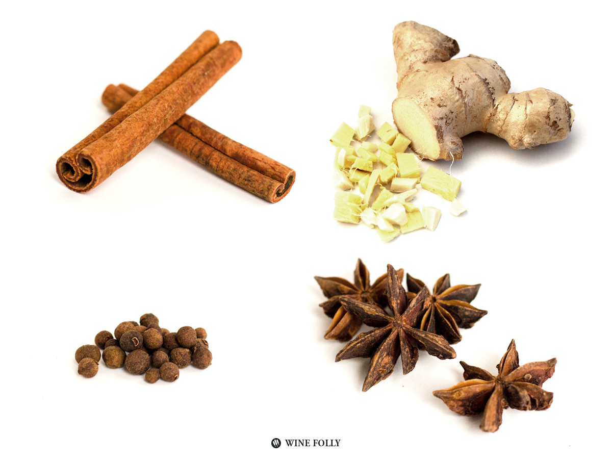spices-ginger-cinnamon-allspice-anise-wine-folly