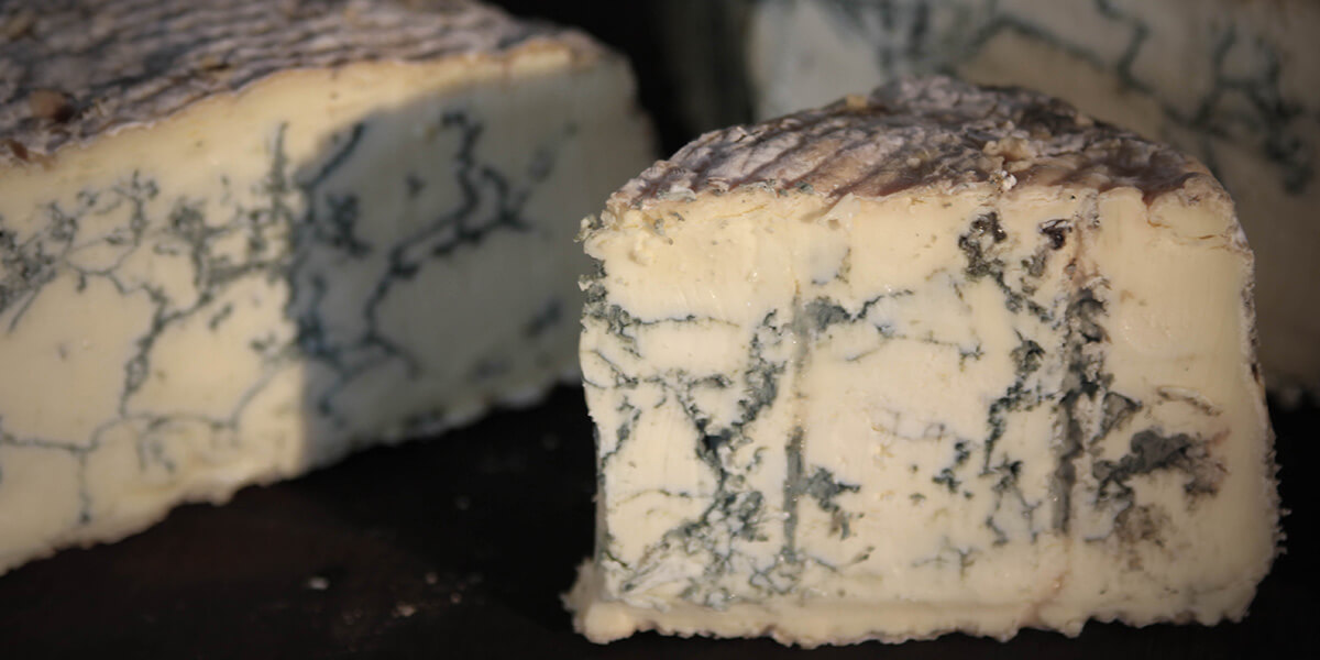 Stilton cheese.