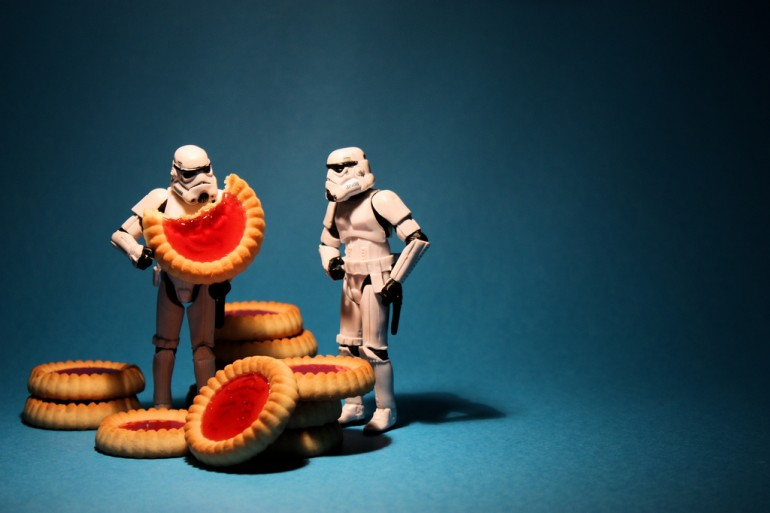 Stormtroopers seven deadly sins by stormtroopers365