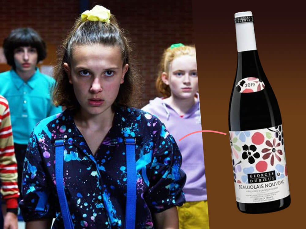 stranger-things-and-beaujolais-nouveau-wine