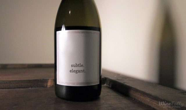 Subtle and Elegant Wines