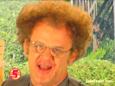 John C. Reilly is the Doctor of Tasting Wine