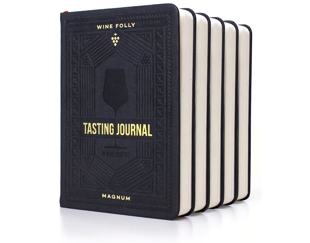 Wine Tasting Journal - WIne Folly