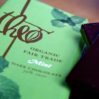 Theo Mint Chocolate Bar
