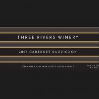 three rivers winery champoux vineyard