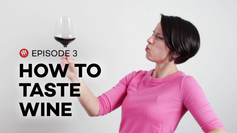 Wine Folly: Wine 101 Video Series - Episode 3: How To Taste Wine with Madeline Puckette