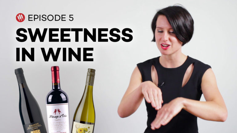 Episode 5: Sweetness in Wine with Madeline Puckette