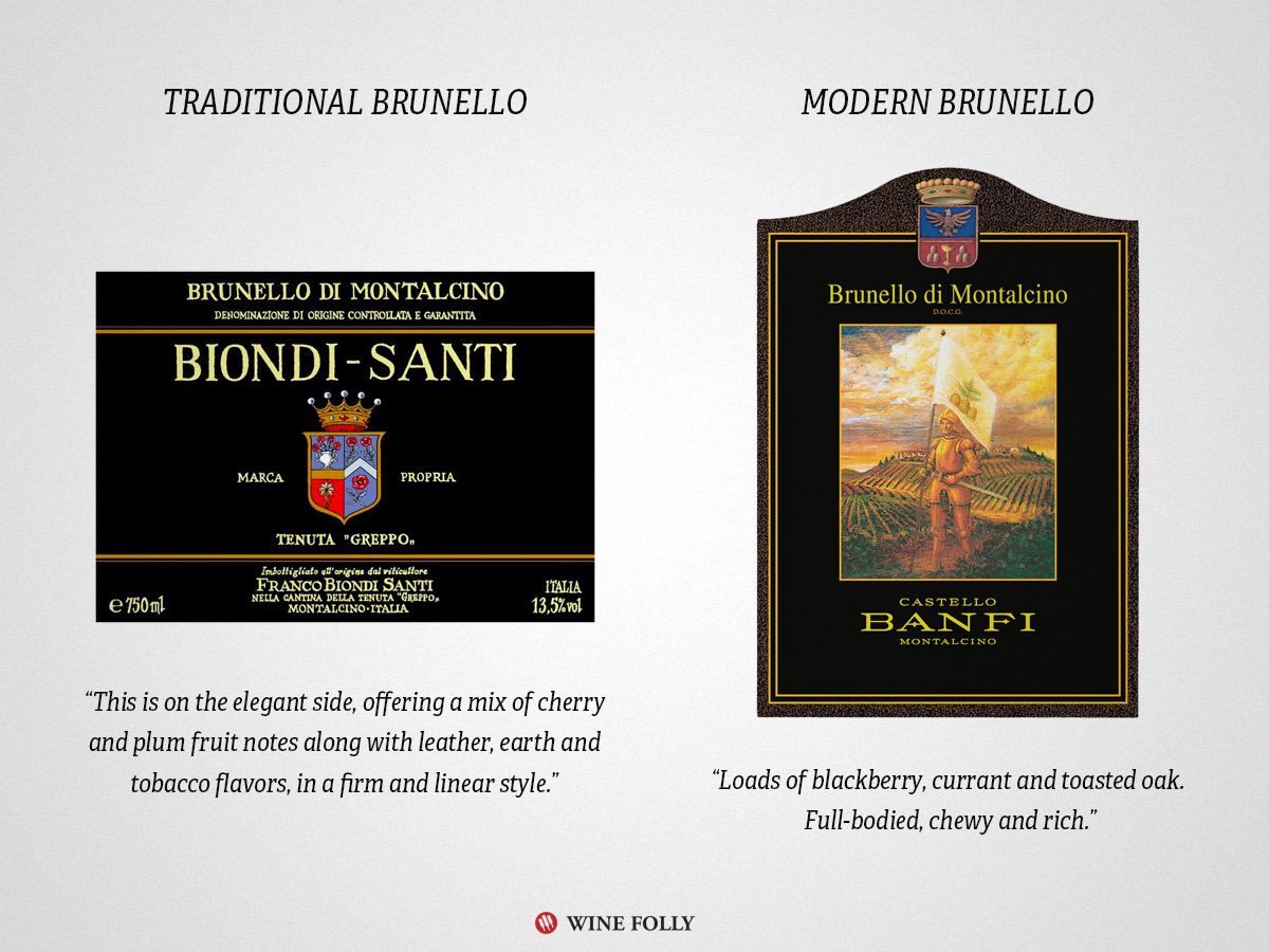traditional-vs-modern-brunello