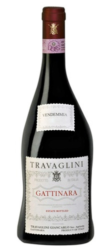 Travaglini Gattinara Nebbiolo based wine