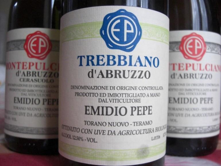 Trebbiano d'Abruzzo by Emidio Pepe