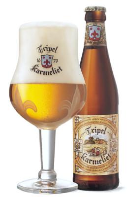 Tripel Karmeliet Belgium Tripel Ale
