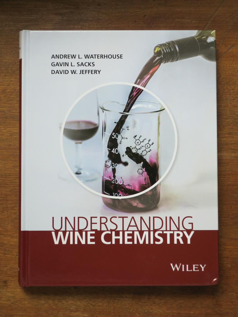 Understanding Wine Chemistry Book