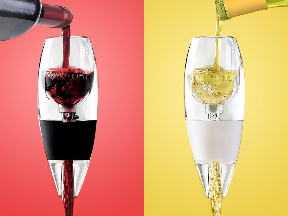 Vinturi - the original wine aerator