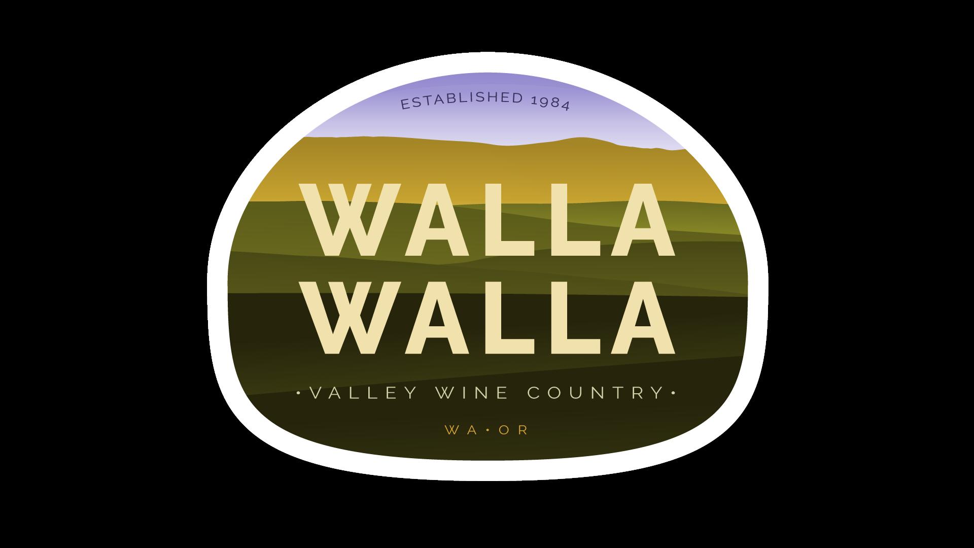 Walla Walla Valley - Emblem - Wine Folly