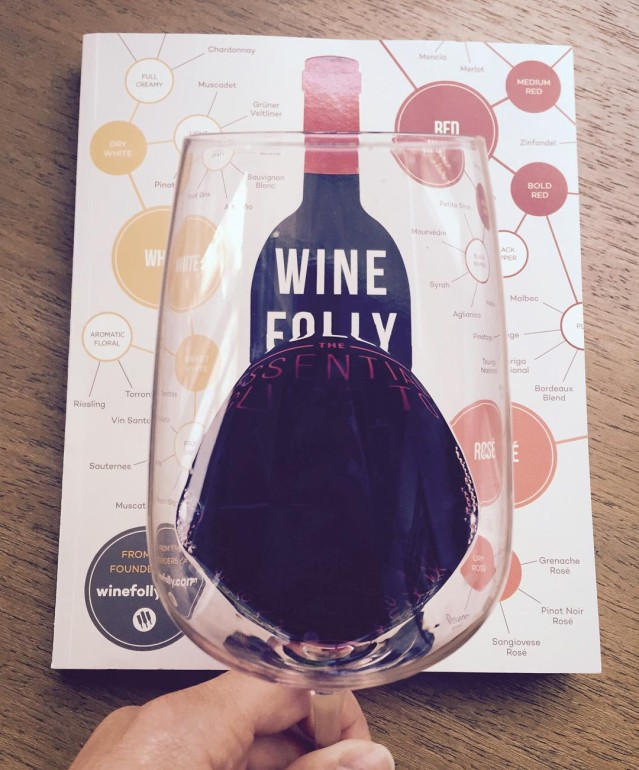 wanderandwineOn the blog today--> 4 awesome books for wine lovers who want to learn about wine, including this new release! I like the book so much that I'm giving away a copy to one lucky winner!   –Wanderwine