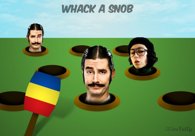 Whack a Snob! a new exciting game!