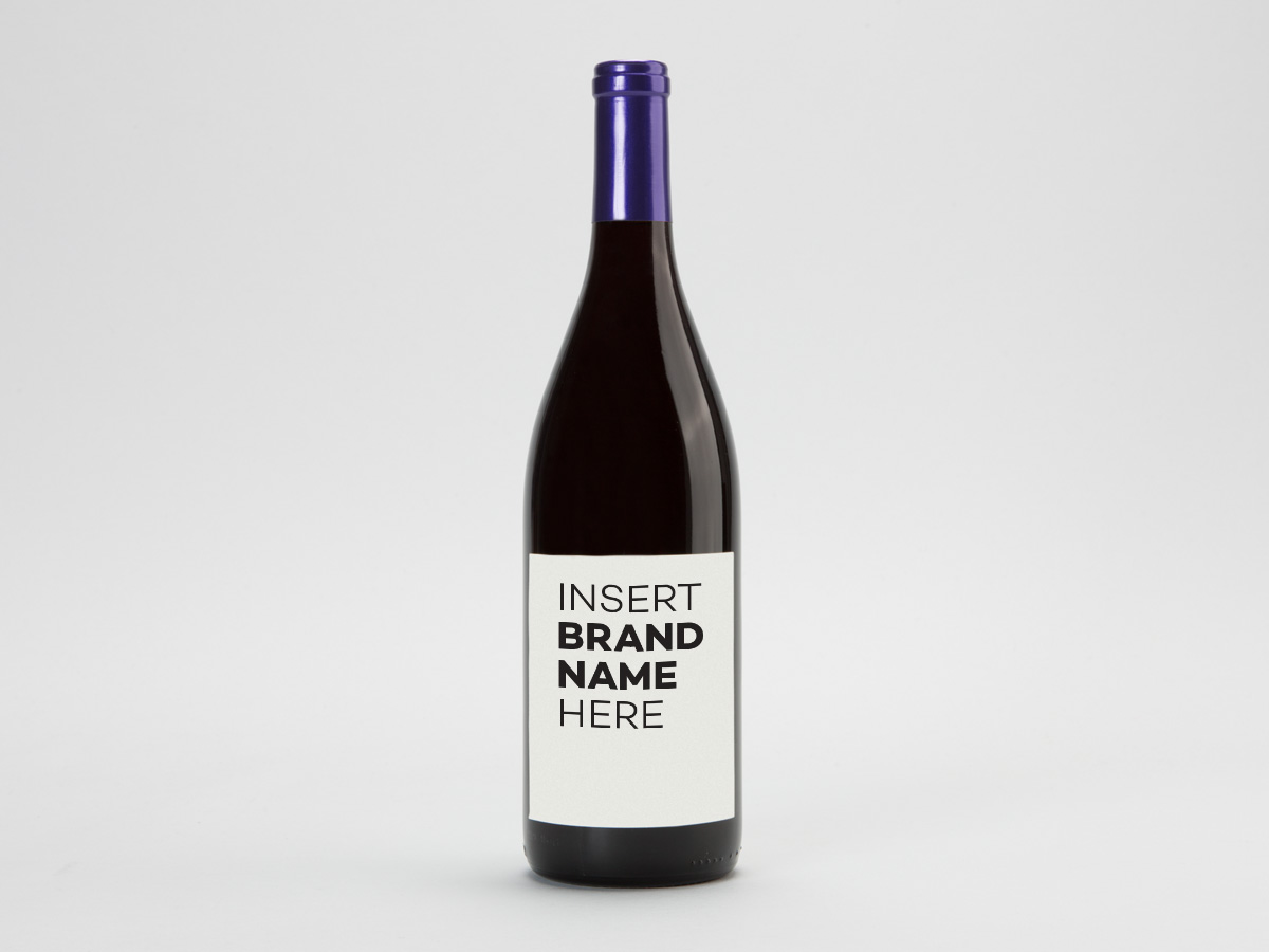 white label rebranded wines