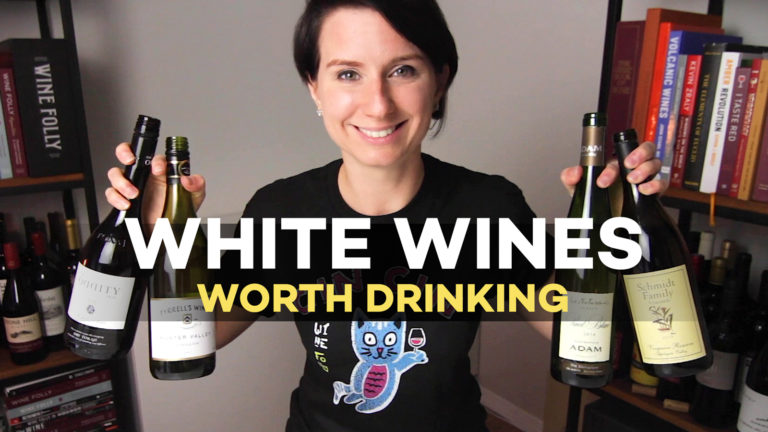 4 white wines worth drinking with Madeline Puckette - July 2019