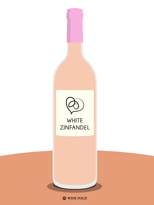 white-zinfandel-bottle