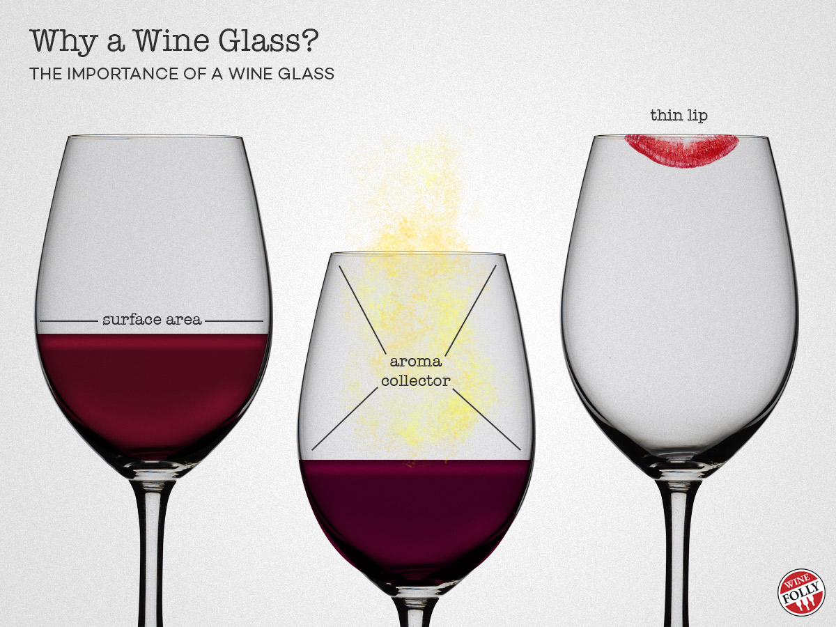 why-a-wine-glass-works