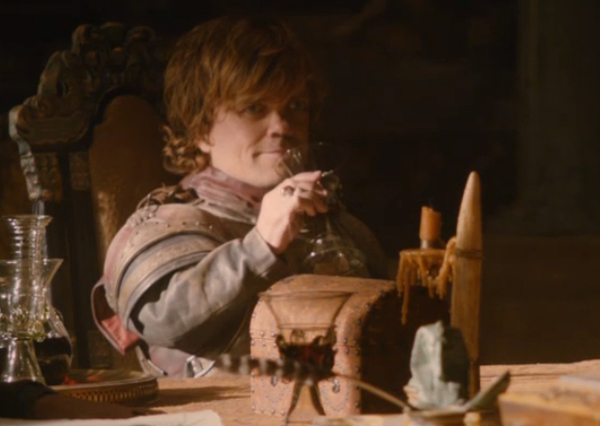 Wine Drinking in Game of Thrones