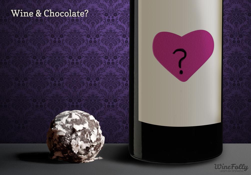 5 Kickass Wine and Chocolate Pairings