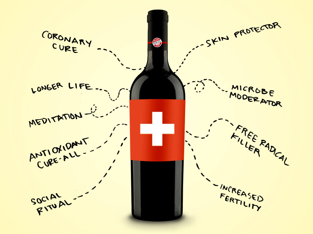 Wine And Health A Bio Psycho Social Perspective Wine Folly