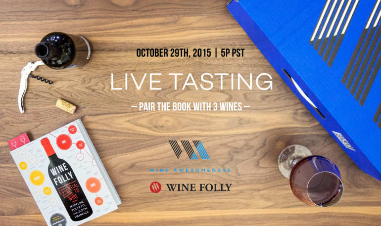 Wine Awesomeness and Wine Folly partnership