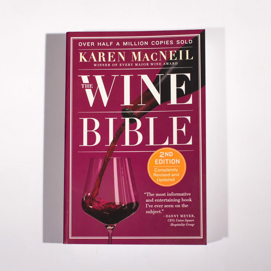 Wine Bible Book Review Wine Folly