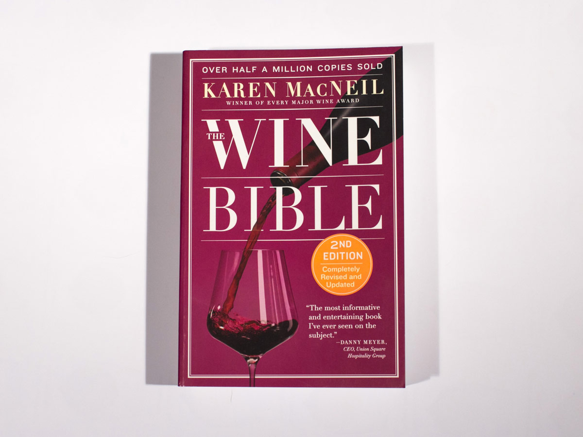 Wine Bible Front Cover