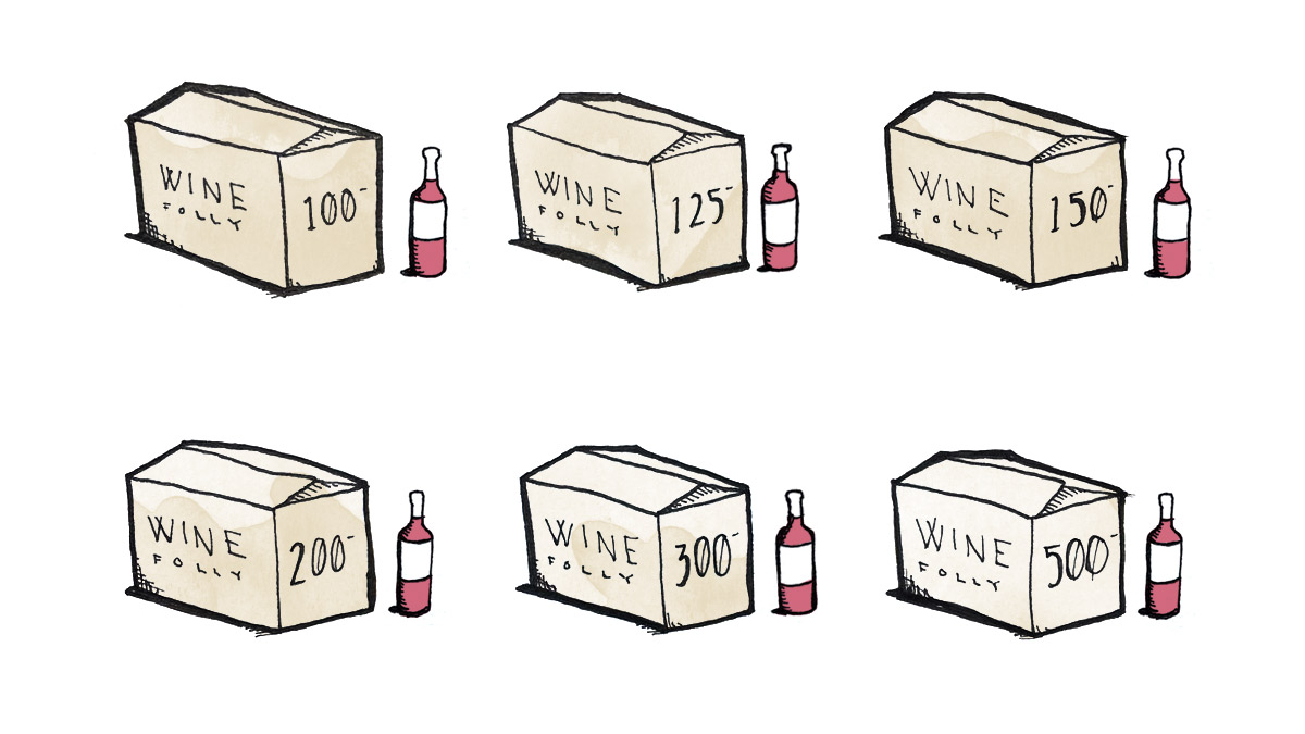 How Much Is a Case of Wine? What You Get Illustration by Wine Folly