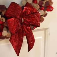 wine cork wreath instructions