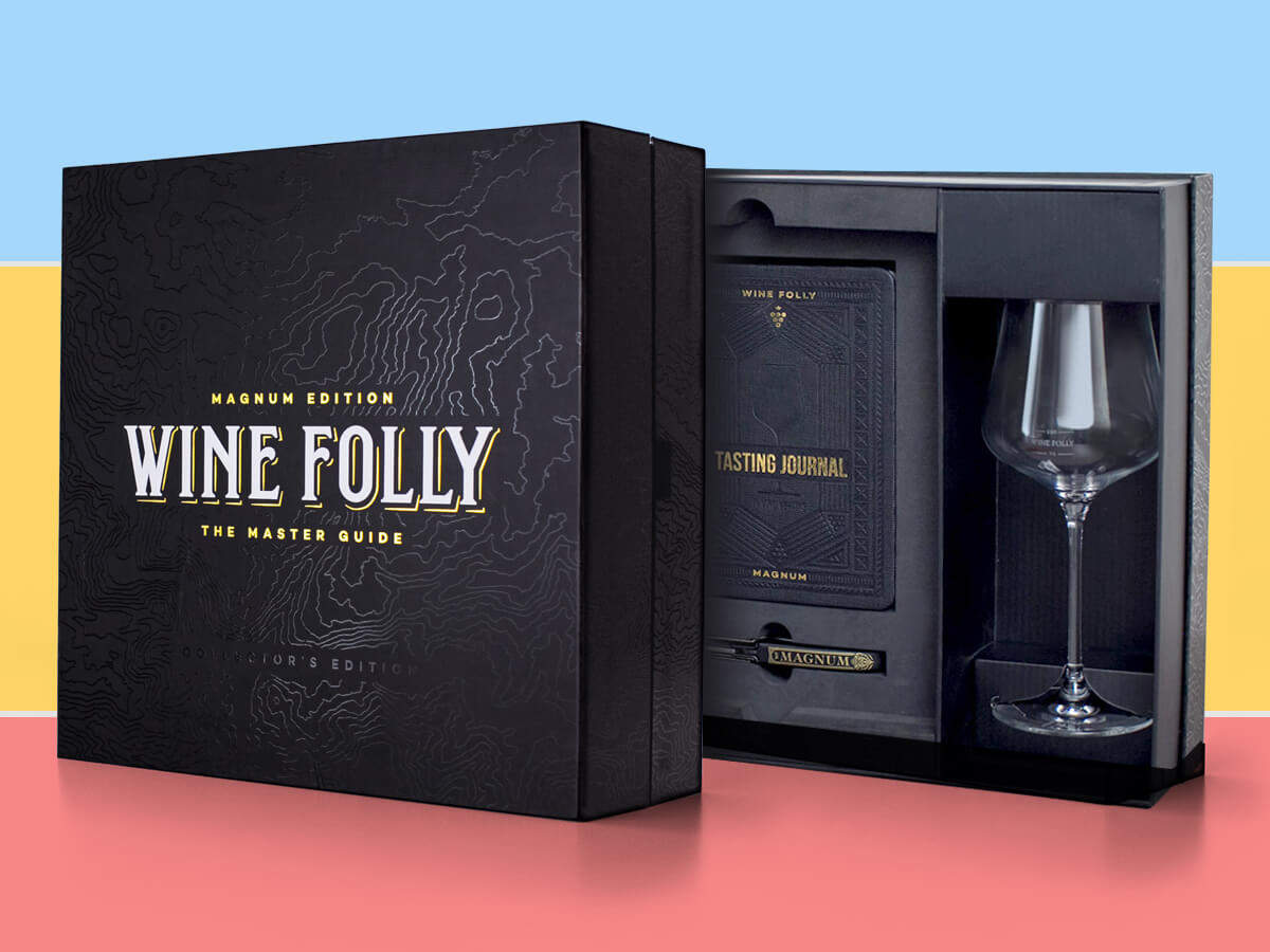 Collectors edition wine accessory gift box