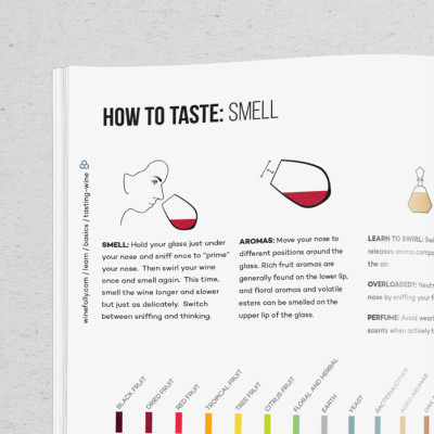How to taste wine: Wine Folly Book excerpt