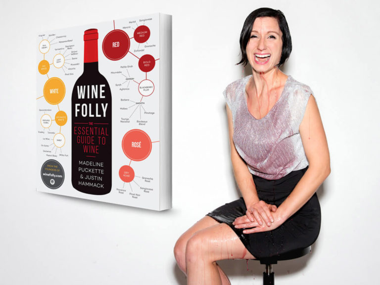 Wine Folly Book Author, Madeline Puckette