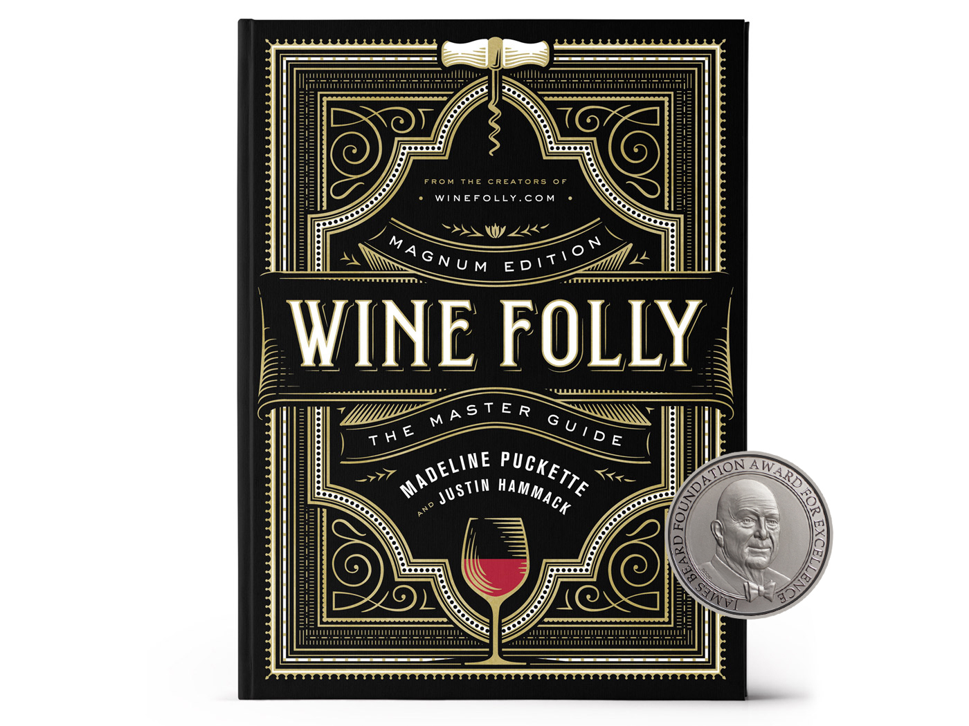 Wine Folly: Magnum Edition - James Beard Award