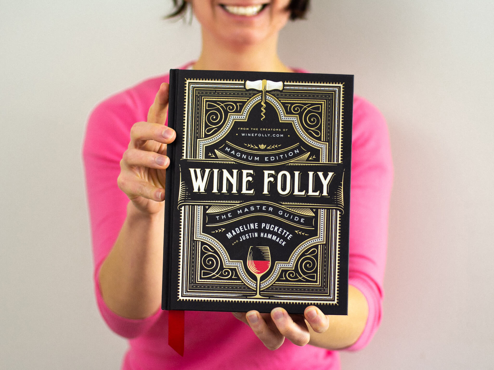 Wine Folly Magnum Book - James Beard Winner