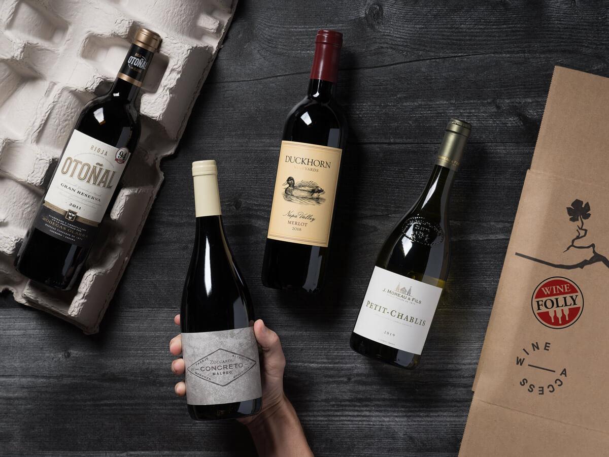 Wine Folly - Wine Club 003 - Aging Vessels