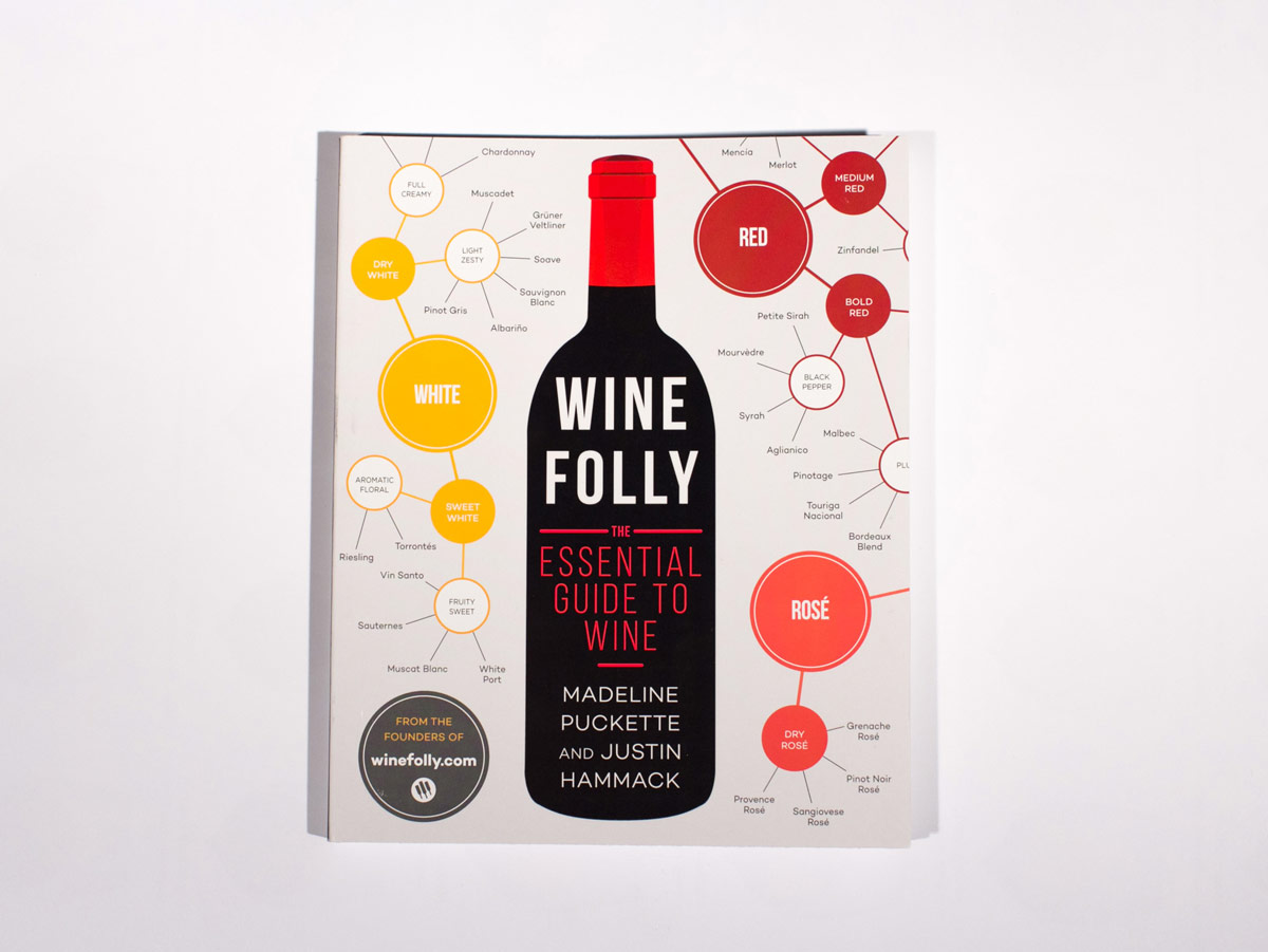Wine Folly: The Essential Guide to Wine US Edition Cover