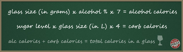 calculating calories is fun with basic math!