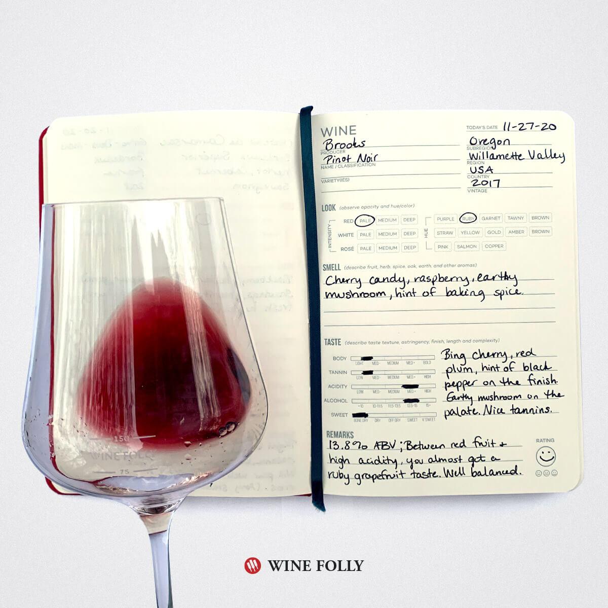 wine-tasting-challenge-oregon-pinot