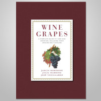 wine grapes book jancis recommendations