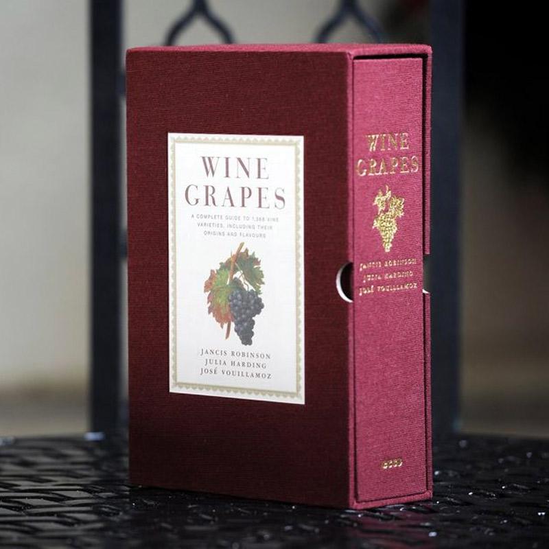 Wine Grapes Book