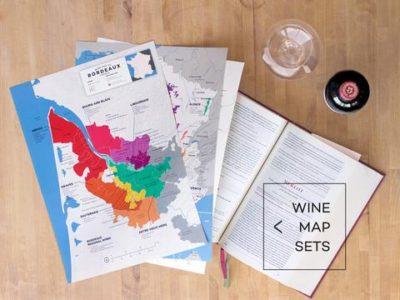 Wine Maps by Wine Folly