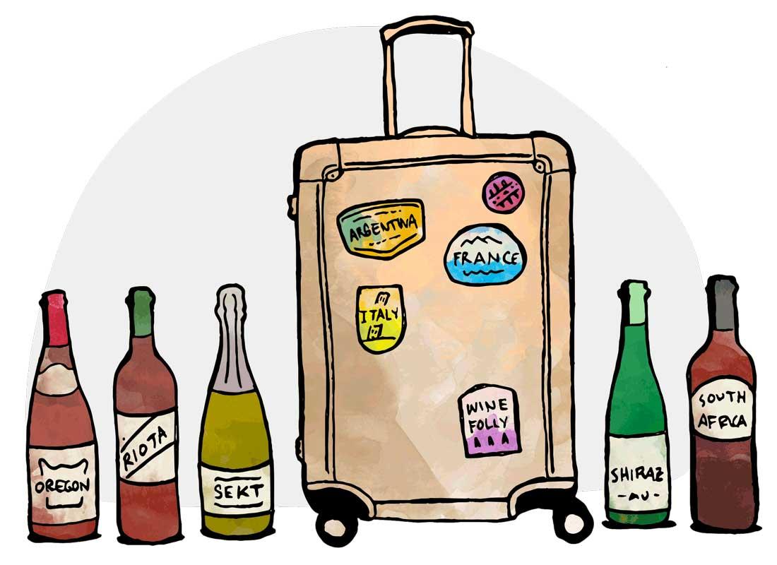 Wine Folly Region Guides