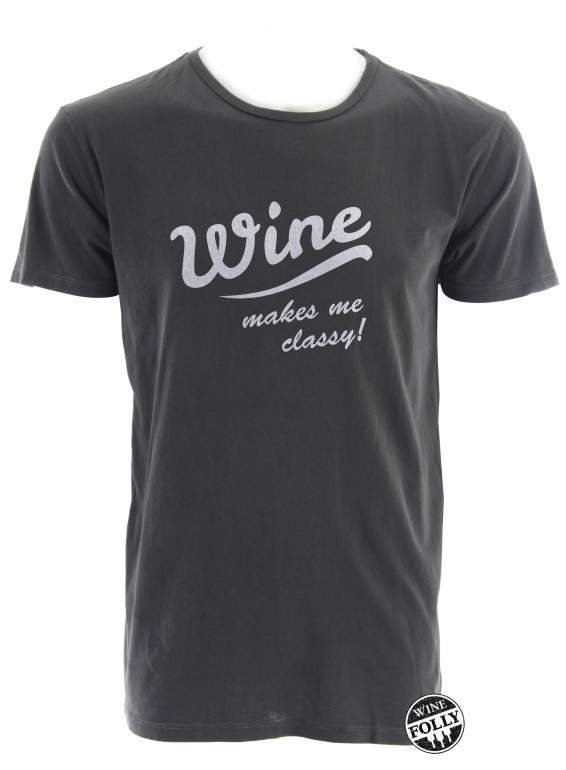 Wine Folly tshirt, no figure classy