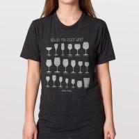 wine-t-shirt-unisex