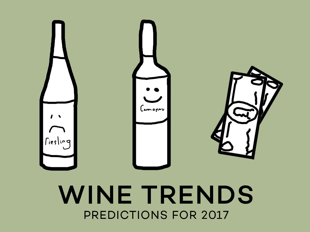 Wine Trends 2017